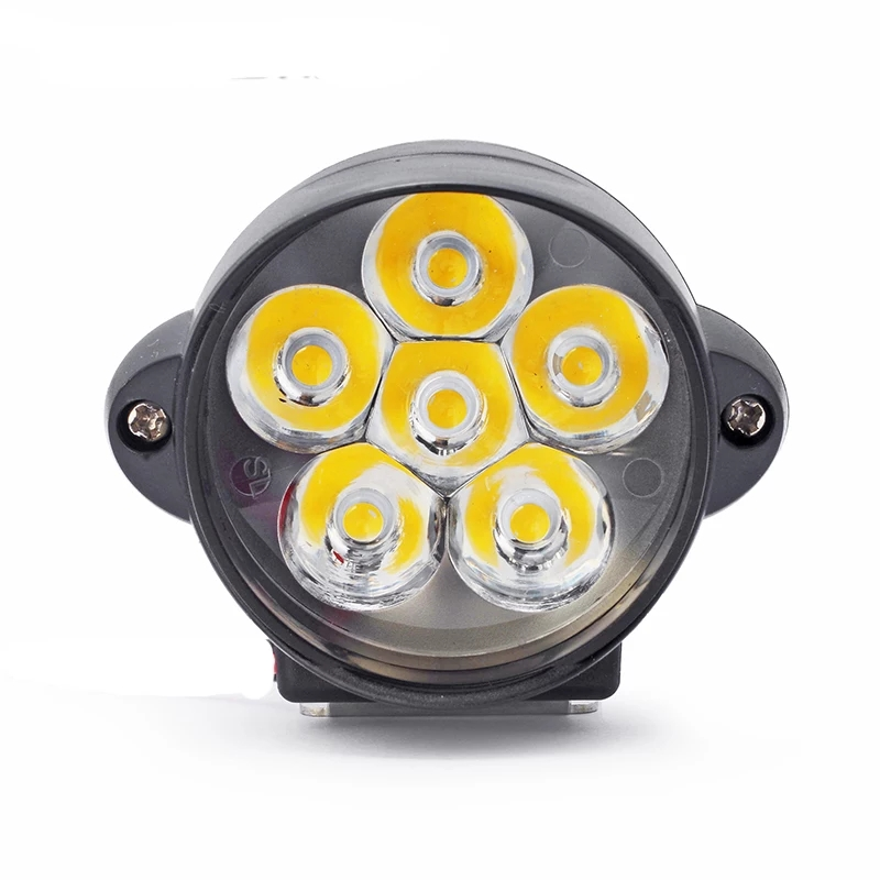 projecteur anti brouillard drl moto gadget utile. Black Bedroom Furniture Sets. Home Design Ideas